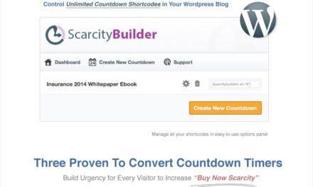 Scarcity Builder