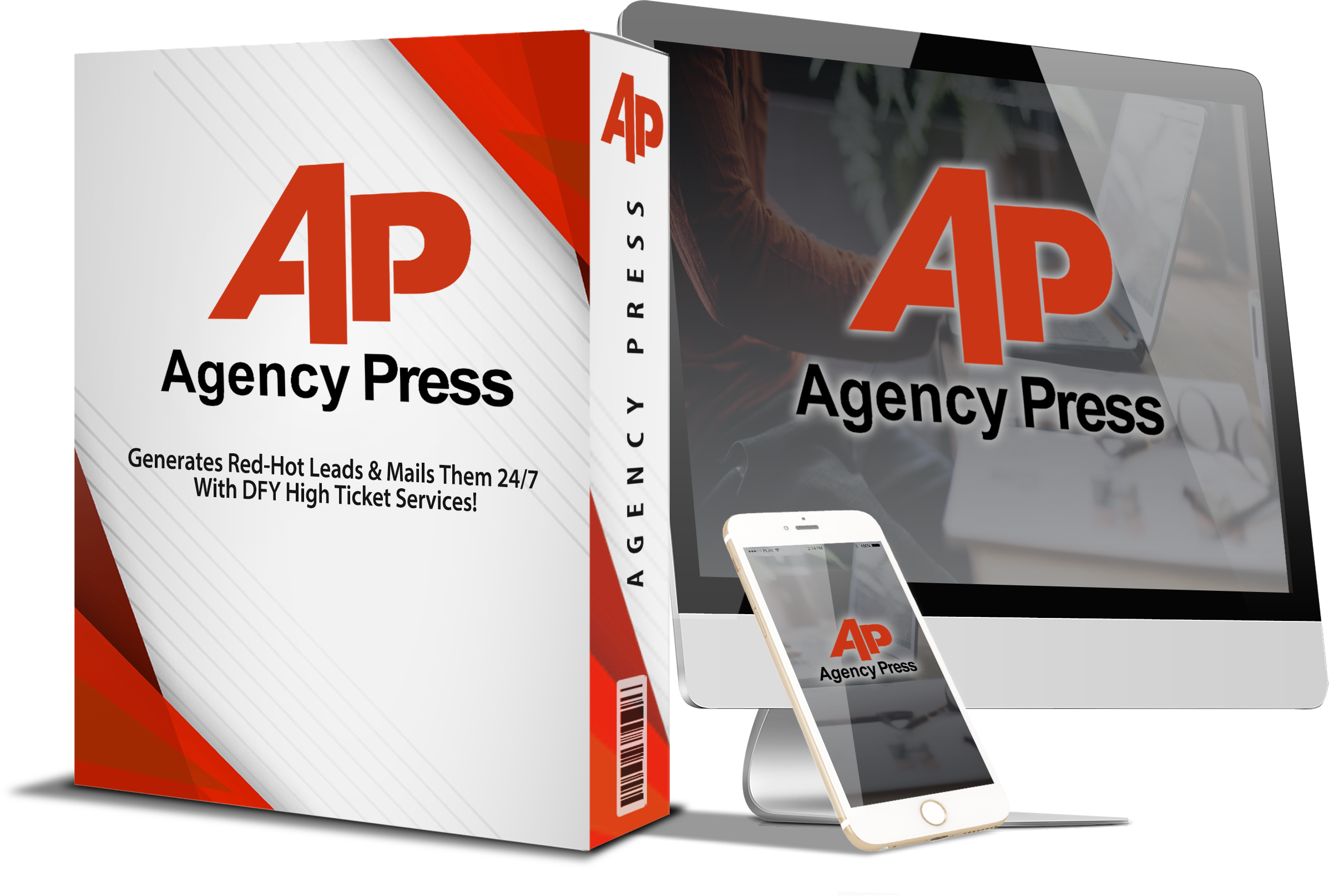 product-image Agent Press Review